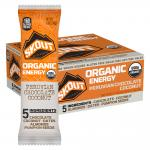 Skout Backcountry Peruvian Chocolate Coconut Organic Energy Bar