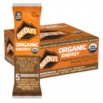 Skout Backcountry Peruvian Chocolate Peanut Butter Organic Energy Bar