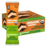 Skout Backcountry Washington Apple Cinnamon Organic Energy Bar