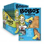 Bobo's Oat Bars Blueberry Lemon Poppyseed Toast'r Pastry