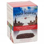 Two Leaves and a Bud Organic English Breakfast