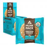 Munk Pack Coconut White Chip Macadamia Protein Cookies