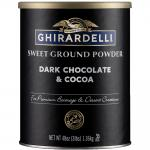 Ghirardelli® Dark Chocolate & Cocoa - Sweet Ground Powder