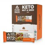 Munk Pack Pecan Almond Nut & Seed Bar