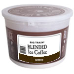 Big Train Big Train | Tub Kit(s) for Coffee Blended Iced Coffee  (Includes tub, lid, sticker and 60 cc scoop)