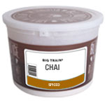 Big Train Big Train | Tub Kit(s) for Spiced Chai  (Includes tub, lid, sticker and 48 cc scoop)