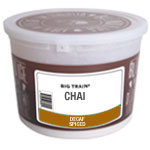 Big Train Big Train | Tub Kit(s) for DECAF Spiced Chai  (Includes tub, lid, sticker and 48 cc scoop)