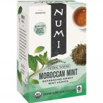 Numi Moroccan Mint Herbal Teasan - Simply Mint
